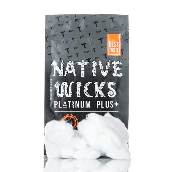 Algodón Native Wicks Platinum Plus