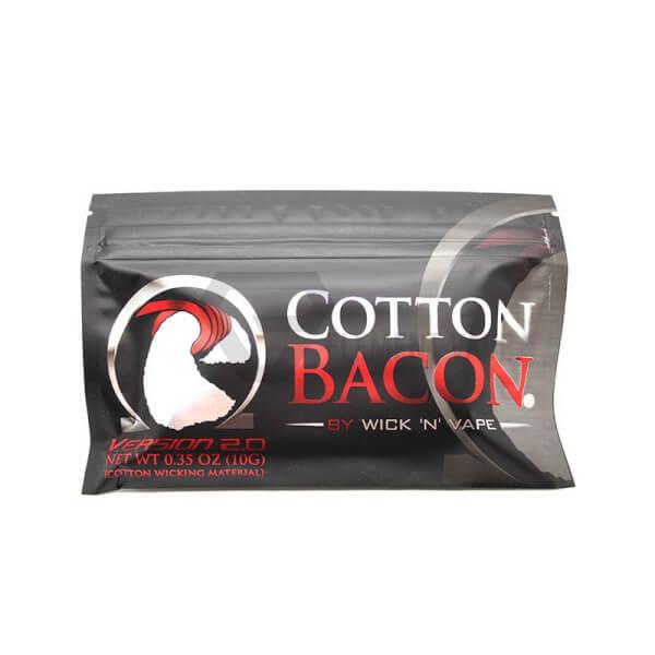 Algodón Orgánico Cotton Bacon v2 - Wick N Vape