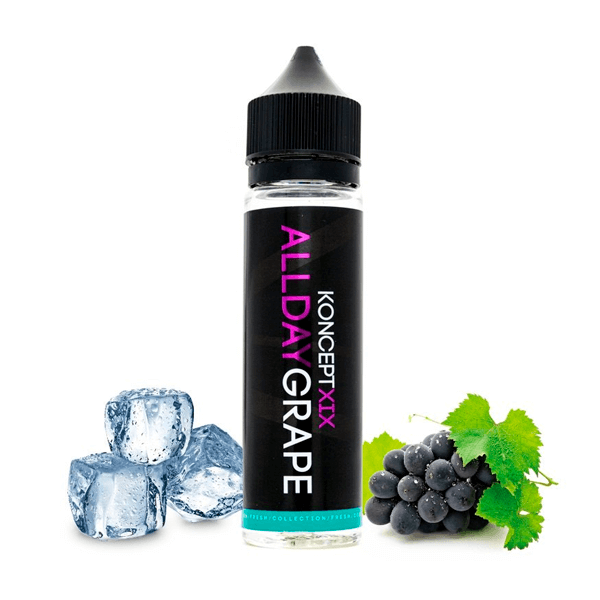 All Day Grape - KonceptXIX - Vampire Vape