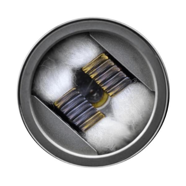 An RDA For Vaping - Coilturd