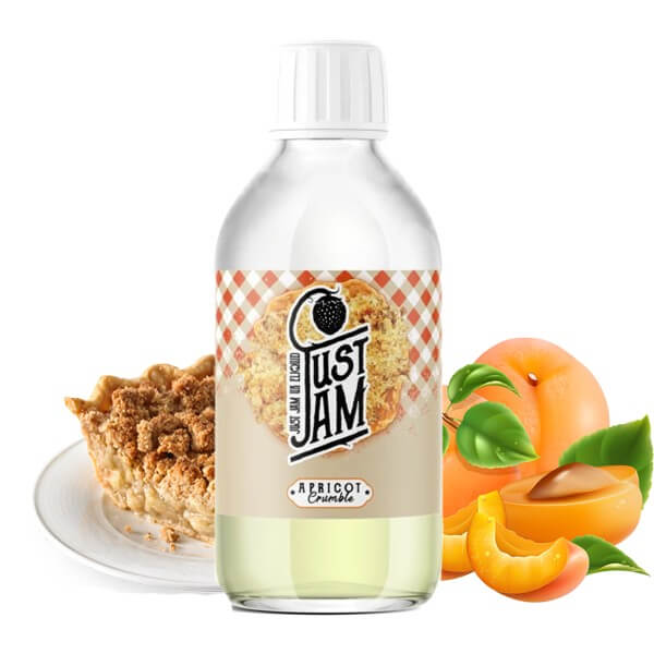 Apricot Crumble - Just Jam 200ml