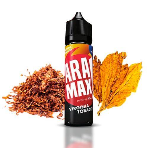 Aramax Virginia Tobacco 50ml (Shortfill)