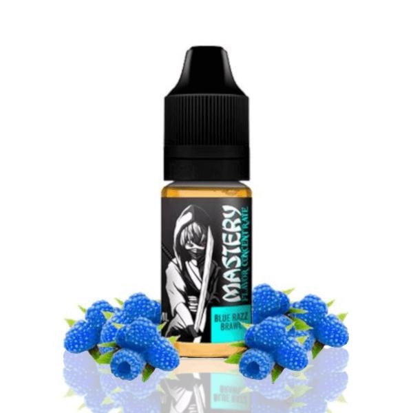 Aroma Blue Razz Brawl - Mastery By Halo