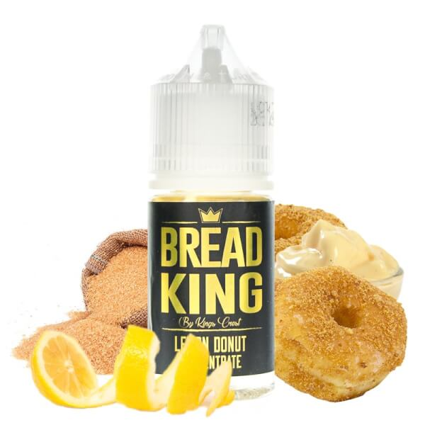 Aroma Bread King - Kings Crest
