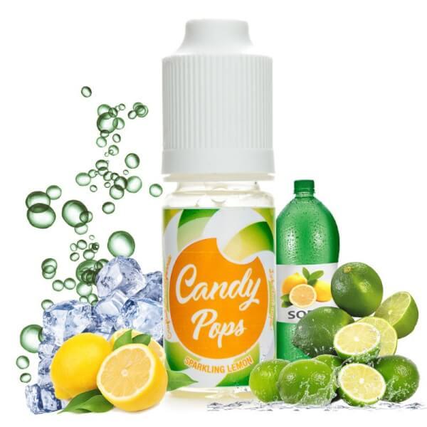 Aroma Candy Pops Sparkling Lemon