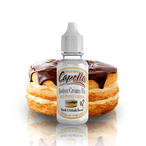 Aroma Capella Flavors Boston Cream Pie V2 13ML