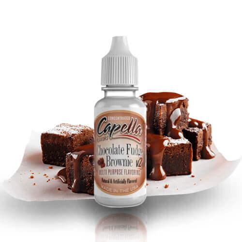 Aroma Capella Flavors Chocolate Fudge Brownie V2 13ML