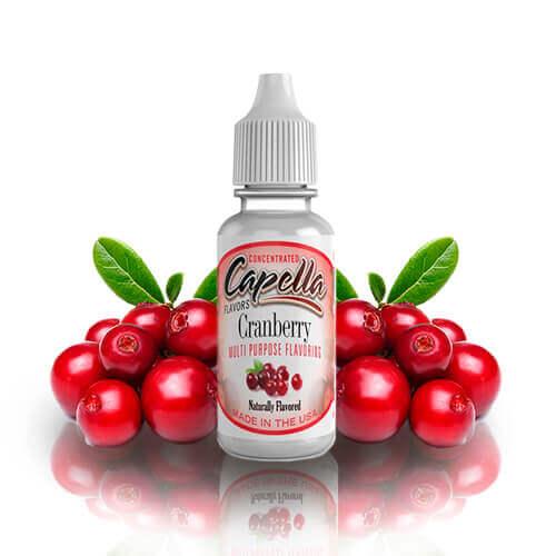 Aroma Capella Flavors Cranberry 13ML