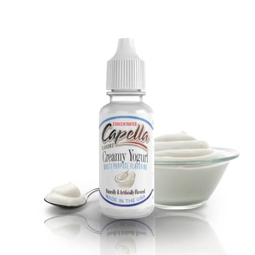 Aroma Capella Flavors Cream Yogurt 13ML