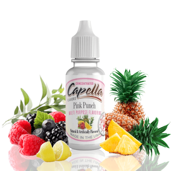 Aroma Capella Flavors Euro Series Pink Punch