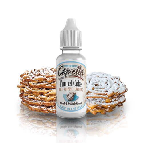 Aroma Capella Flavors Funnel Cake 13ML
