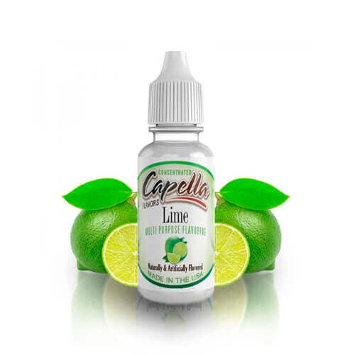 Aroma Capella Flavors Golden Lime 13ML