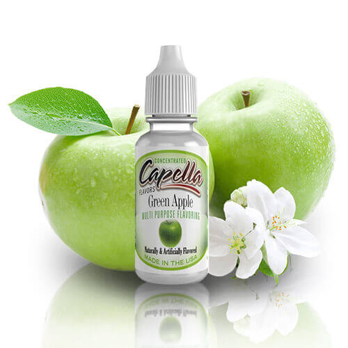 Aroma Capella Flavors Green Apple 13ML