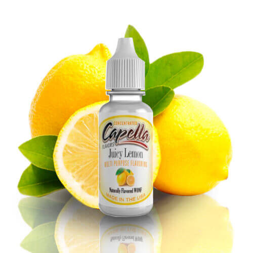 Aroma Capella Flavors Juicy Lemon 13ML