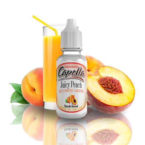 Aroma Capella Flavors Juicy Peach 13ML