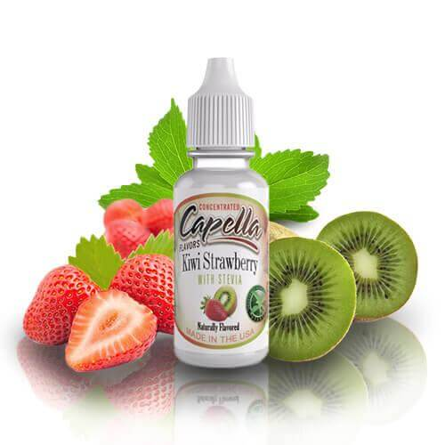 Aroma Capella Flavors Kiwi Strawberry Stevia 13ML
