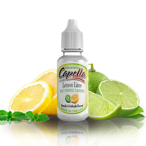 Aroma Capella Flavors Lemon Lime 13ML
