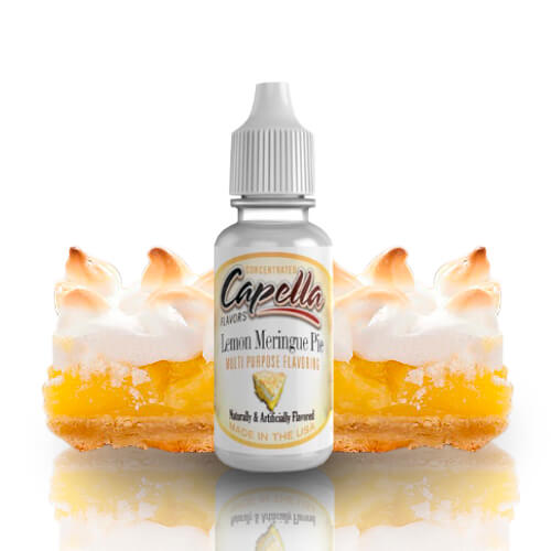 Aroma Capella Flavors Lemon Meringue Pie 13ML