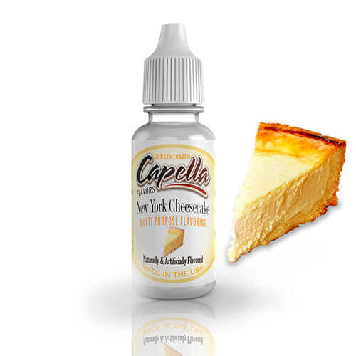 Aroma Capella Flavors New York Cheesecake 13ML