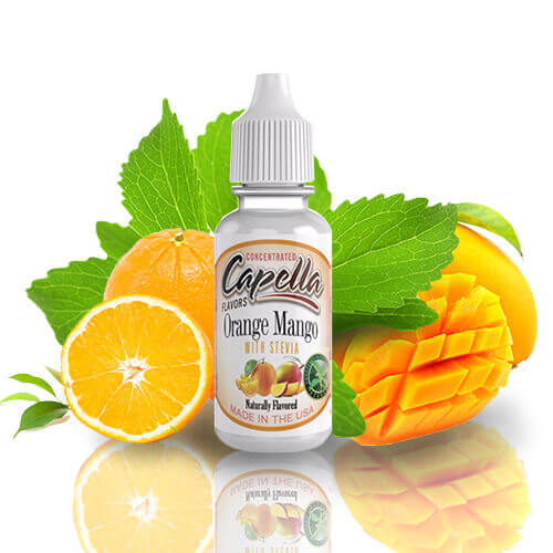 Aroma Capella Flavors Orange Mango 13ML