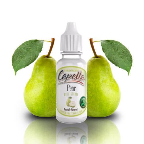 Aroma Capella Flavors Pear Stevia 13ML