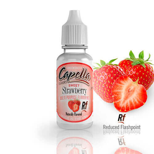 Aroma Capella Flavors RF Sweet Strawberry 13ML