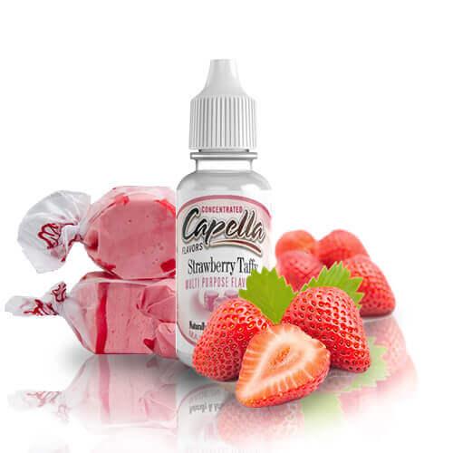 Aroma Capella Flavors Strawberry Taffy 13ML