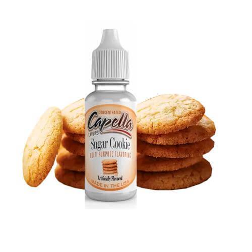 Aroma Capella Flavors Sugar Cookie 13ML