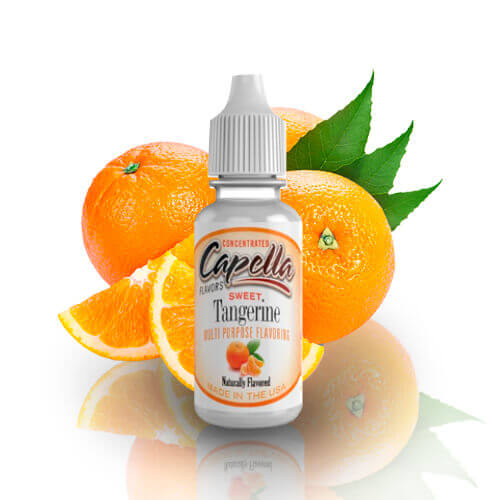 Aroma Capella Flavors Sweet Tangerine 13ML