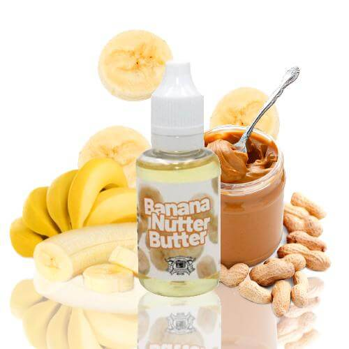 Aroma Chefs Flavours Banana Nutter Butter