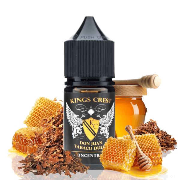 Aroma Don Juan Tabaco Dulce - Kings Crest