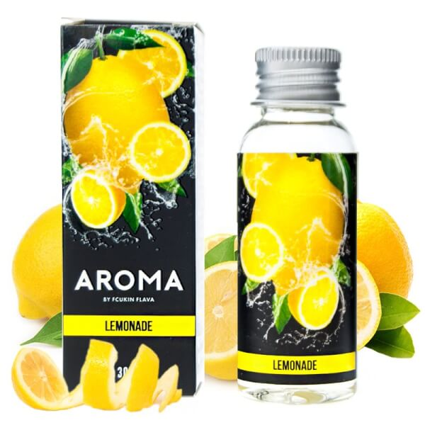 Aroma Fcukin Flava - Lemonade