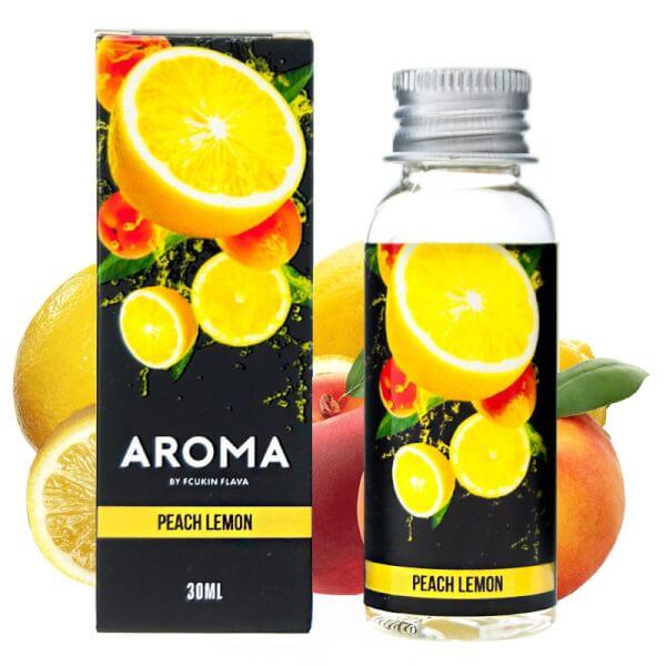 Aroma Fcukin Flava - Peach Lemon