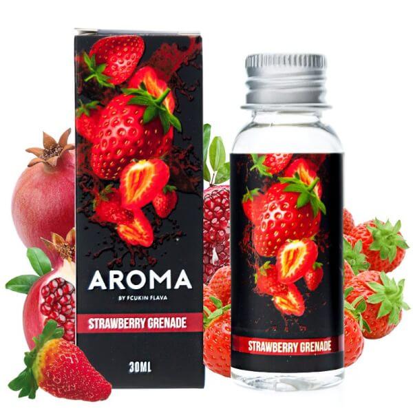 Aroma Fcukin Flava - Strawberry Granade