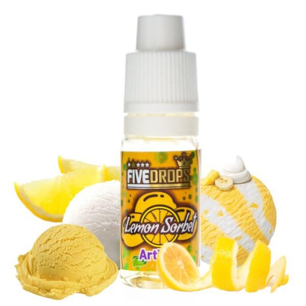 Aroma Five Drops - Lemon Sorbet