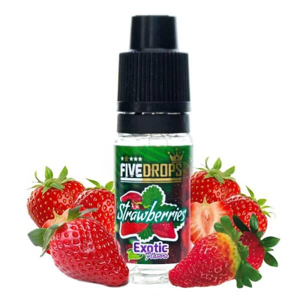 Aroma Five Drops - Strawberries