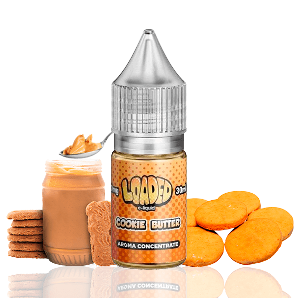 Aroma Loaded Cookie Butter 30ml