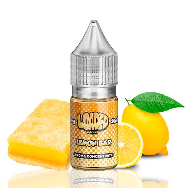 Aroma Loaded Lemon Bar 30ml