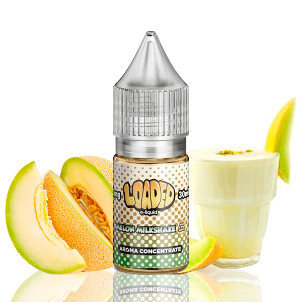 Aroma Loaded Melon Milkshake 30ml