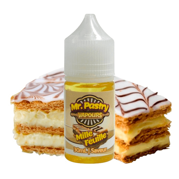 Aroma Mille Feuille - Mr Pastry