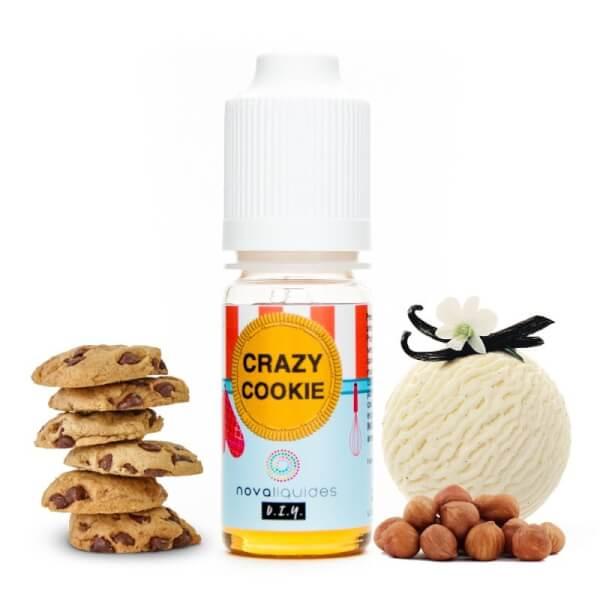 Aroma Nova Liquides Crazy Cookie