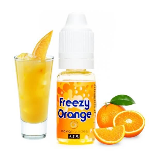 Aroma Nova Liquides Freezy Orange