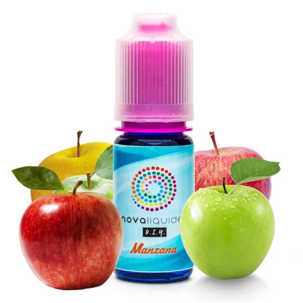 Aroma Nova Liquides Manzana