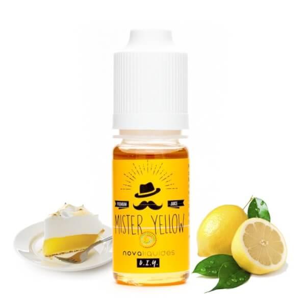 Aroma Nova Liquides Mister Yellow