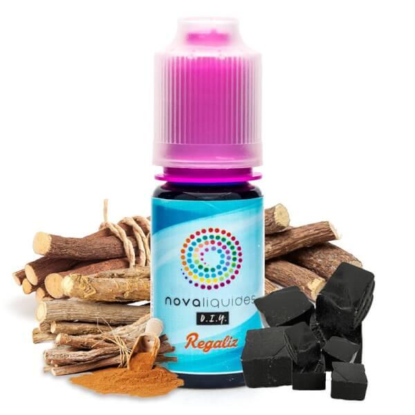 Aroma Nova Liquides Regaliz