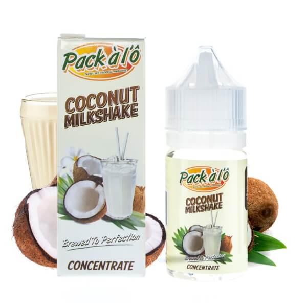 Aroma Packalo Coconut Milkshake