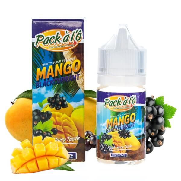 Aroma Packalo Mango Blackcurrant