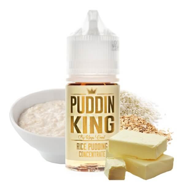 Aroma Puddin King - Kings Crest
