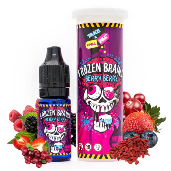 Aroma Take a Chill Pill - Frozen Brains Berry Berry