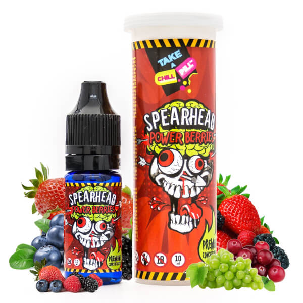 Aroma Take a Chill Pill - Spearhead Power Berries